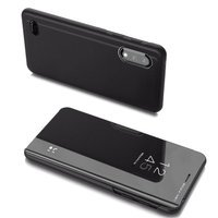 Clear View Case cover for LG K22 black
