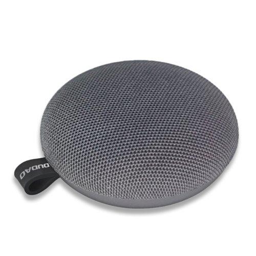 Dudao Tragbarer kabelloser Bluetooth-Lautsprecher JL5.0 + EDR Schwarz (Y6 schwarz)
